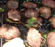Hamburgers with Herbs