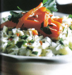 Salad from Constantinopolis