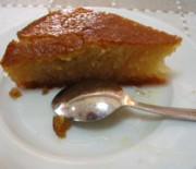 Semolina sweet