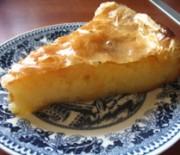 Milk pie