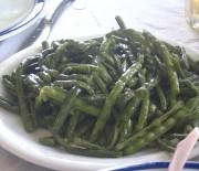 String beans salad