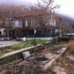 Tavern from Mikrolimni village in Prespes